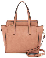 Urban Expressions Small Vegan Leather Tote