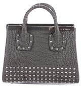 Thomas Wylde Embossed Leather Satchel w/ Tags