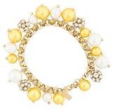 Kate Spade Crystal Beaded Bracelet