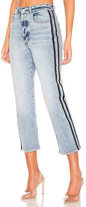 superdown Jamie Side Stripe Jeans