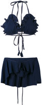 Rosie Assoulin Bumsky bikini set - women - Nylon/Spandex/Elastane - 4
