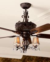 Horchow Antoinette Ceiling Fan & Light Kit