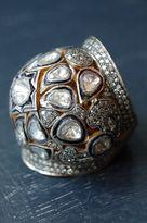 Rona Pfeiffer Snail Diamond Ring*
