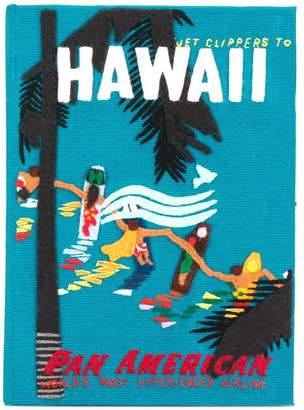 Olympia Le-Tan Hawaiian Surfers clutch bag