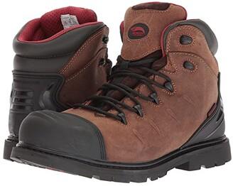 Avenger A7546 Composite Toe (Brown) Men's Work Boots