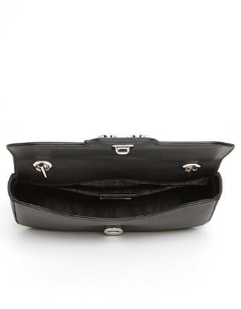 Salvatore Ferragamo 'Rory' Leather Shoulder Bag