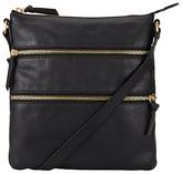 John Lewis Harriet Leather Large Across Body Bag