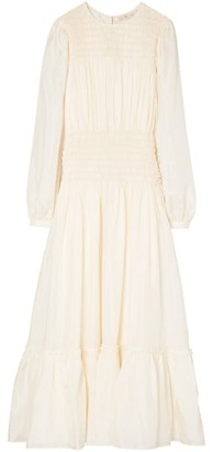 Tory Burch Corded Midi Dress