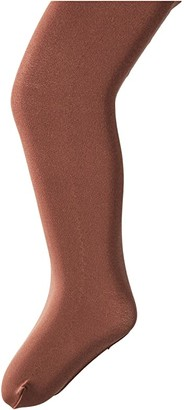 Capezio Ultra Soft Transition Tights (Toddler) (Chestnut) Girl's Casual Pants