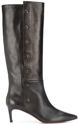 L'Autre Chose Pointed Knee High Boots