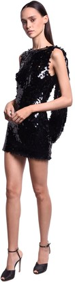Nervi Sequined Tulle Dress