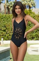 Kirra Crochet One Piece Swimsuit