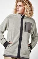 Burton Hearth Snap-Up Fleece Jacket