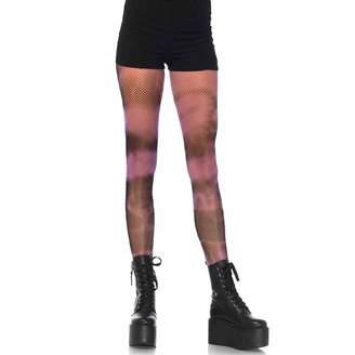 Leg Avenue Womens Fishnet Tie Dye Tights