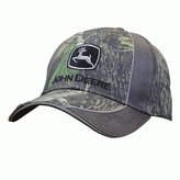 John Deere Waxed Twill Cotton Hat