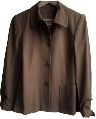 Cerruti Camel Wool Jacket for Women Vintage