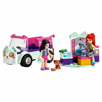Lego Friends: Cat Grooming Car (41439)