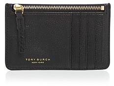 Tory Burch Perry Zip-Top Card Case