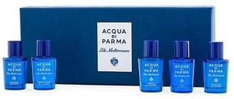 Acqua di Parma Blu Mediterraneo 5-Piece Miniature Fragrance Set