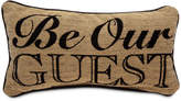 Disney Beauty and the Beast Pillow - ''Be Our Guest''