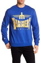 Mitchell & Ness MLB Mariners Fleece Crew Neck Sweater