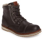 Aldo Men's Suchman Plush Lined Derby Boot