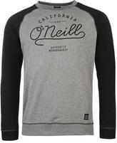 Oneill Crew Sweater Mens