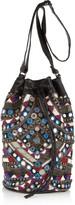 Orelia embellished shoulder bag