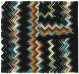 Missoni patterned scarf