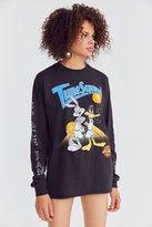 Junk Food Clothing Space Jam Long Sleeve Tee
