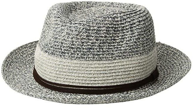 4a613f893 PBF7333 - Packable Fedora with Faux Suede Band