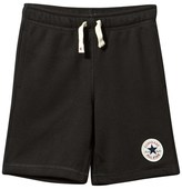 Converse Black French Terry Jogging Shorts
