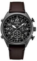 Seiko Stainless Steel Prospex Radio Strap Chronograph Watch