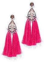 New York & Co. Dazzling Tassel Drop Earring