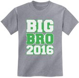 TeeStars - Gift Idea for Big Brother - Best Gifts Big Bro Est 2016 Kids T-Shirt