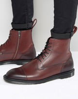 Dr Martens Winchester 7 Eye Zip Boots