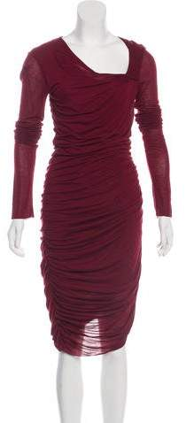 14dd73470e5 Helmut Lang Asymmetrical Dresses - ShopStyle