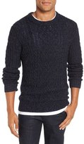 Bonobos Slim Fit Cable Knit Sweater