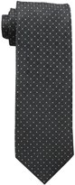 Haggar Men's Classic Washable Tonal Check Tie
