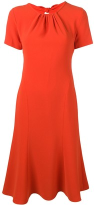 Diane von Furstenberg flared hem dress
