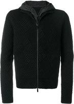 Emporio Armani double layered jacket