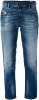 Diesel straight jeans - women - Cotton/Spandex/Elastane - 24