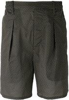 Lemaire printed chino shorts