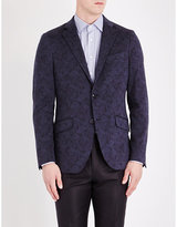 Etro Paisley Cotton-jersey Jacket