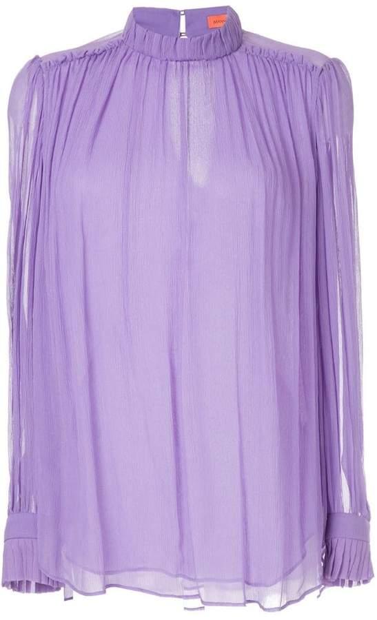 9fbdff73c296fa Purple Women's Longsleeve Tops - ShopStyle