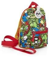 Zip & Zoe Kid's Printed Backpack