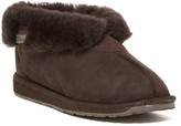 Emu Platinum Albany Genuine Sheep Fur Slipper