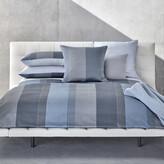Thumbnail for your product : HUGO BOSS Ritmo Duvet Cover - Blue/Grey - King