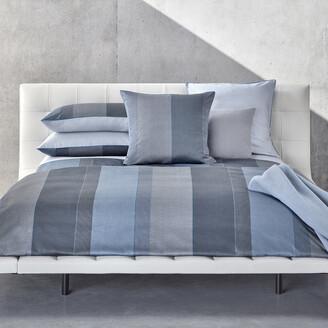 HUGO BOSS Ritmo Duvet Cover - Blue/Grey - King