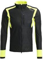 Gore Running Wear Air Sports Jacket Black/neon Yellow